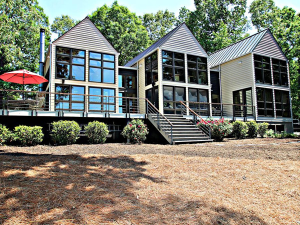 Lake Gaston home for sale at 137 Clark Road Macon, NC